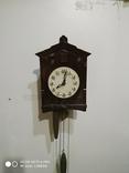 Часы с кукушкой Маяк ссср, фото №2