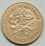 20 франков 1978 г. Мадагаскар, фото №3