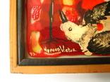 Картина Скворец 1993 года.Одесского художника Чернова В.И., фото №5