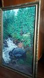 Красивая работа  неизвестного Закарпатского  мастера (80×55), фото №4