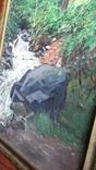 Красивая работа  неизвестного Закарпатского  мастера (80×55), фото №9