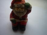 Игрушка на ёлку дед мороз германия, фото №3