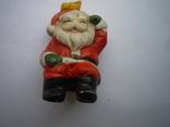 Игрушка на ёлку дед мороз германия, фото №4
