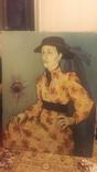 Жінка з пірїною., фото №3