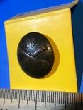 Пуговица 16 полевой арт. бригады или конной роты Царской армии, фото №6