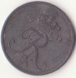 Дания 5 эре, 1952 (лот 155), фото №3