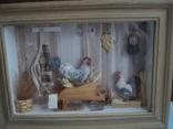 """Птичий дом"" объёмная картина., фото №3"