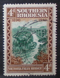 Южная Родезия № 60 3,6 евро, фото №2