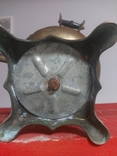 Электросамовар латунный, фото №5