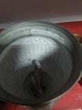 Электросамовар латунный, фото №7