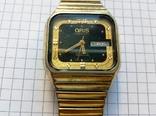 """Швейцарские наручные старые часы """"Орис"""" под ремонт - автоподзавод, фото №3"""