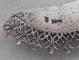 Венец к иконе, серебро., фото №3