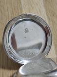 Срібний Павель Буре з монограмою, фото №6