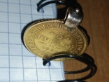 Дукач 5 рублей 1853 г. 917 проба, фото №12