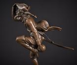 Фигурка Скульптура Барон Мюнхаузен Mnchhausen Franze, фото №5