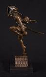Фигурка Скульптура Барон Мюнхаузен Mnchhausen Franze, фото №4