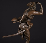 Фигурка Скульптура Барон Мюнхаузен Mnchhausen Franze, фото №7