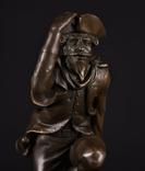 Фигурка Скульптура Барон Мюнхаузен Mnchhausen Franze, фото №3