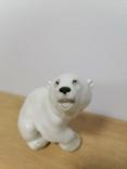 Фигурка Белого Медведя ЛФЗ, фото №8