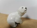 Фигурка Белого Медведя ЛФЗ, фото №2