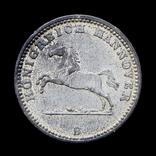 1 Грошен 1858 В, Ганновер, фото №3