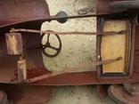 Педальная машинка ЗиС, фото №7