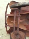 Педальная машинка ЗиС, фото №8