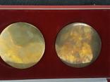 Комплект настольных медалей, фото №5