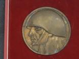 Комплект настольных медалей, фото №6