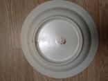 Старинная коллекционная тарелка2, фото №3