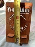 """Подставка для гаджета от YouTube канала """"Лавка Удовольствий"""", фото №5"""