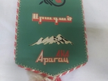 Вымпел Альпинизм. Туризм. СССР, фото №6