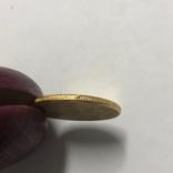 20 долларов США 1874 г. 900 пр. 33,4 гр., фото №4