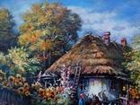 """Ukrainian landscape"" 42 x 30 2020, фото №3"