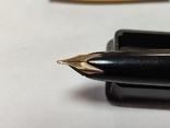 Ручка с золотым пером. Цена 15-70., фото №4