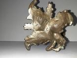 Подсвечник бронзовый, лот 3., фото №3
