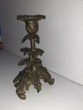 Подсвечник бронзовый, лот 3., фото №4
