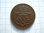 Дания 2 эре 1907 г. KM#805, фото №5