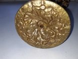 Подсвечник бронза, лот 5., фото №4