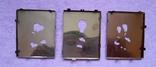 Оклады для икон латунные 3шт, фото №6