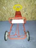 Картинг СССР Педальная машинка, фото №7