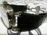 Швейцарские часы с механизмом Le Coultre .1910 г, фото №6