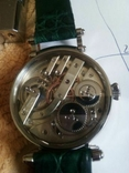Швейцарские часы с механизмом Le Coultre .1910 г, фото №9