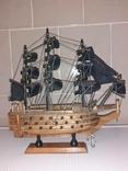 Масштабная модель корабля., фото №3