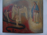Страшный суд. Большая храмовая икона, фото №5