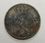 1/2 скиллинга, 1867 г Норвегия, фото №3