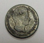 4 скиллинга, 1848 г Дания, фото №3