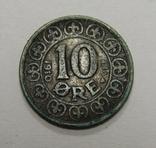 10 оре, 1910 г Дания, фото №2