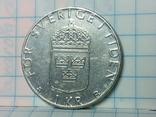 Швеция 1 крона 1998, фото №2