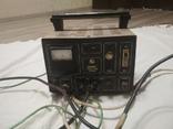 Зарядно-пусковое устройство Эффект, рабочее, советского времени, фото №2
